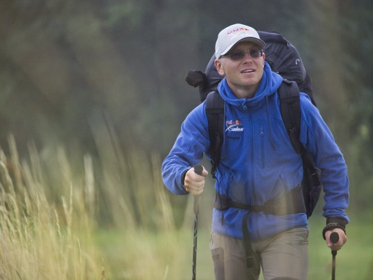 Pawel Faron (POL) - Hiking