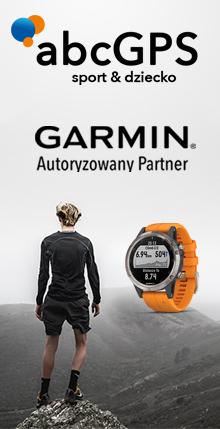 Zegarki sportowe GPS