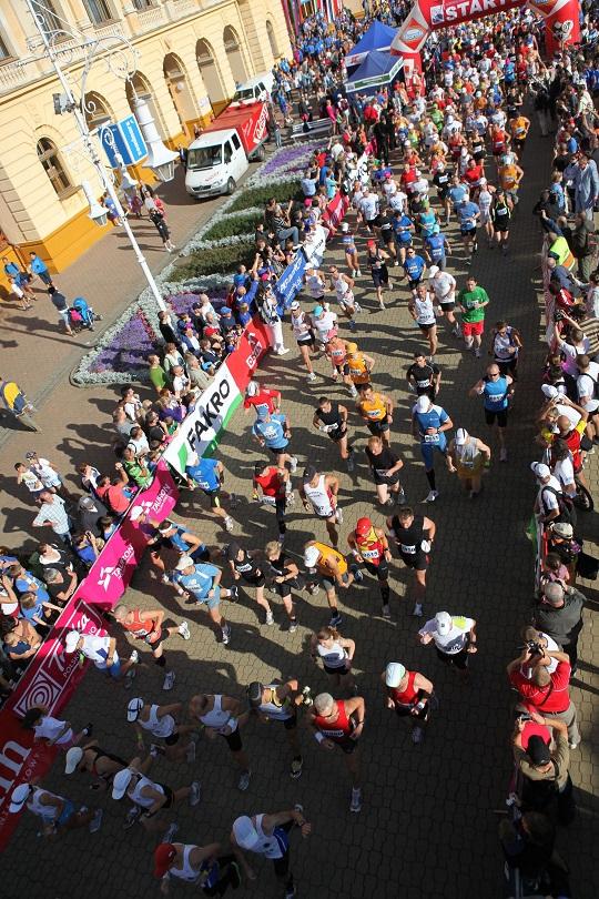 Festiwal Biegowy Krynica 1