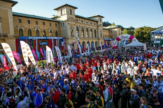 Festiwal Biegowy Krynica