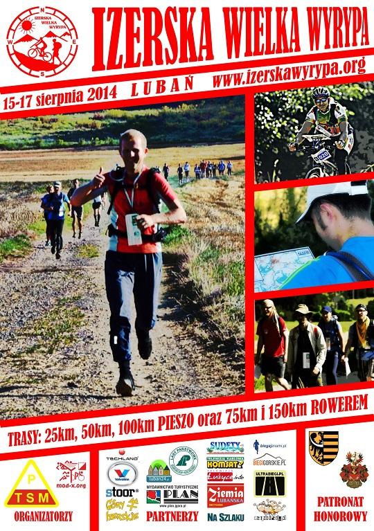 Izerska Wyrypa plakat_2014
