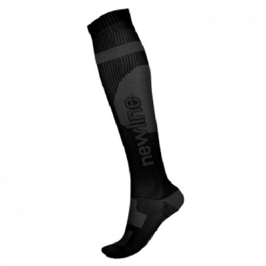 newline-compression-sock_czarne