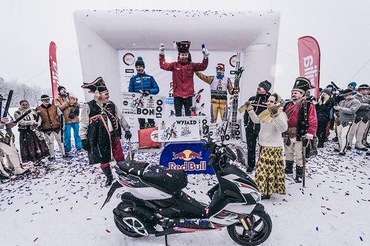 Red Bull Bieg Zbojnikow fot. Bartosz Wolinski