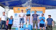 6. podium Jedlinianie