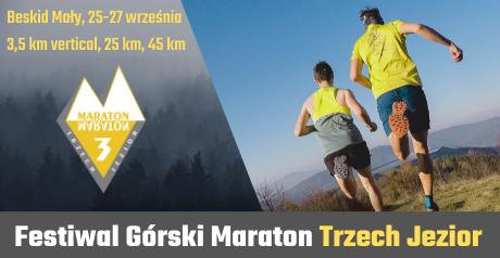 Festiwal Górski Maraton Trzech Jezior